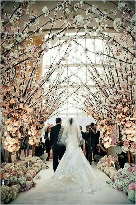 Winter wedding trends junglespirit Image collections