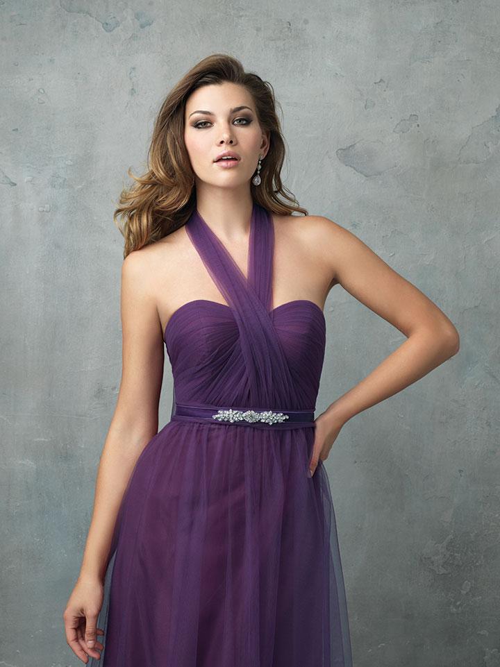 Fab & Flexible: The Convertible Bridesmaid Dress