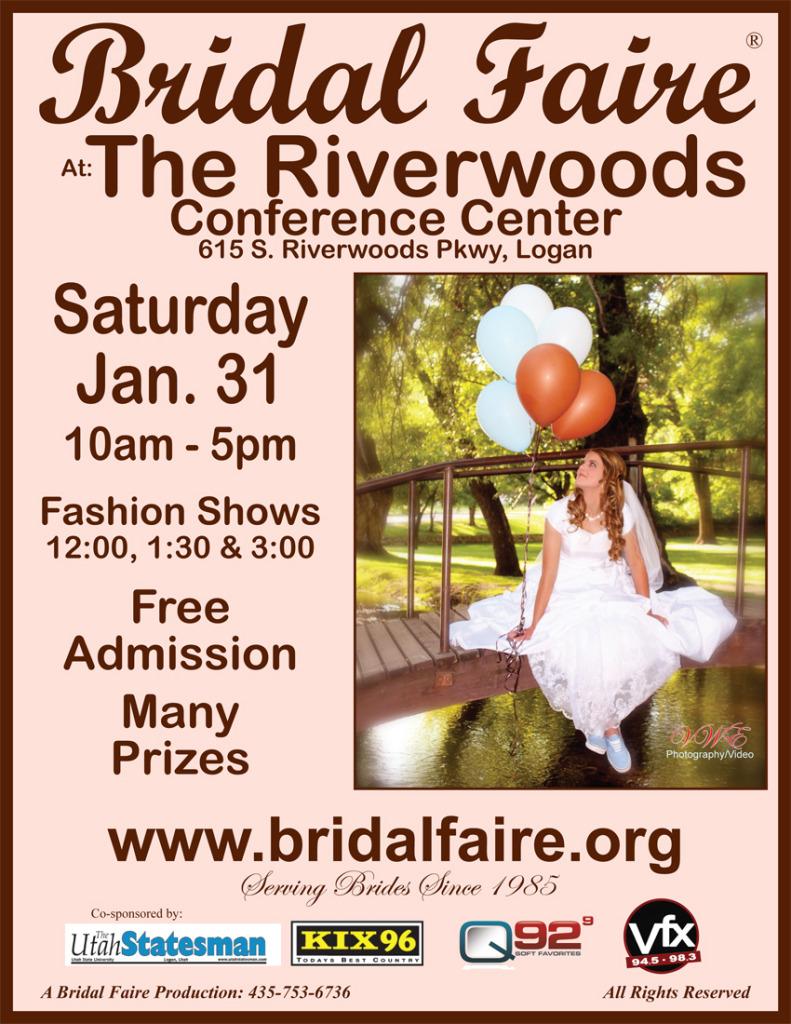 Bridal Faire Jan 31