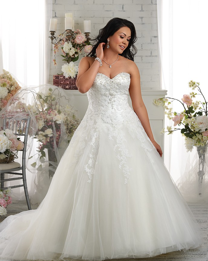 Style: 1412 - Petals and Promises Bridal