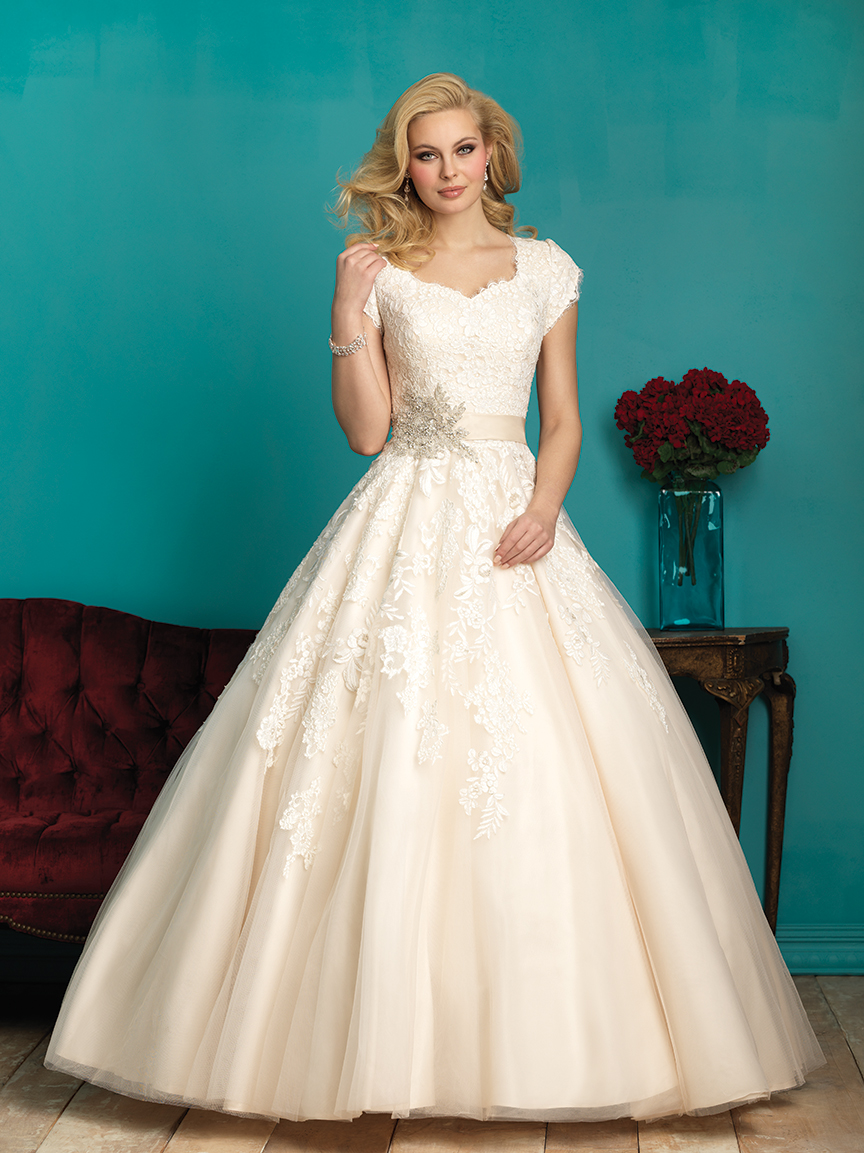Style: M544 - Petals and Promises Bridal