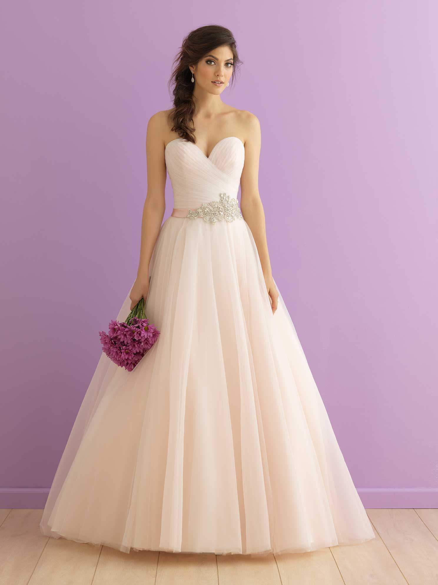 Style: 2904 - Petals and Promises Bridal