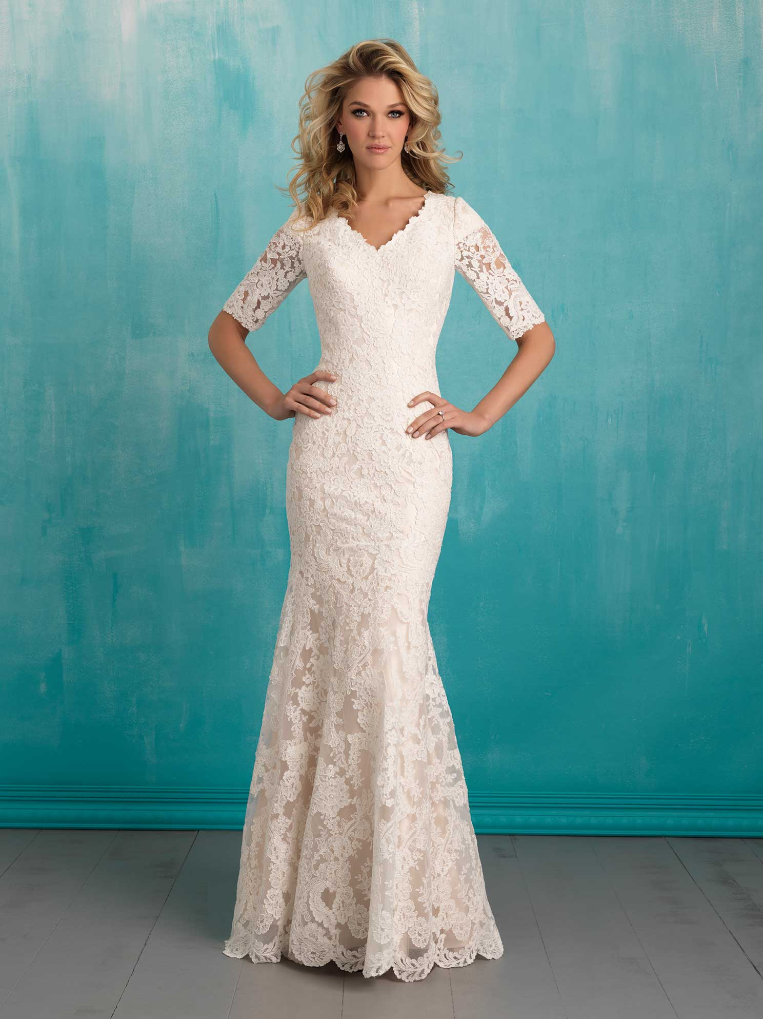 Style: M551 - Petals and Promises Bridal