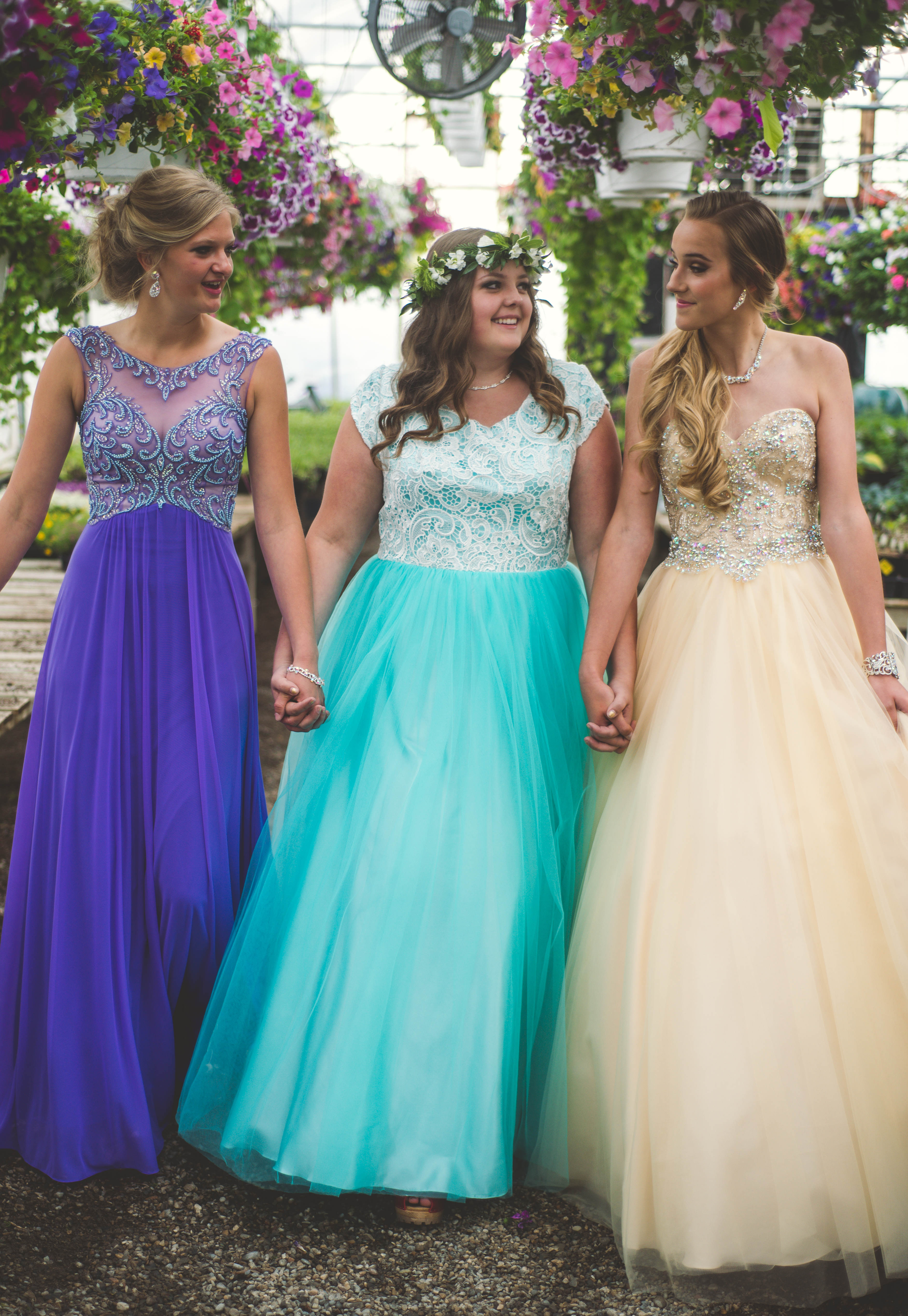 Spring Blooms:: Spring 2016 Prom Styled Shoot - Petals and Promises ...