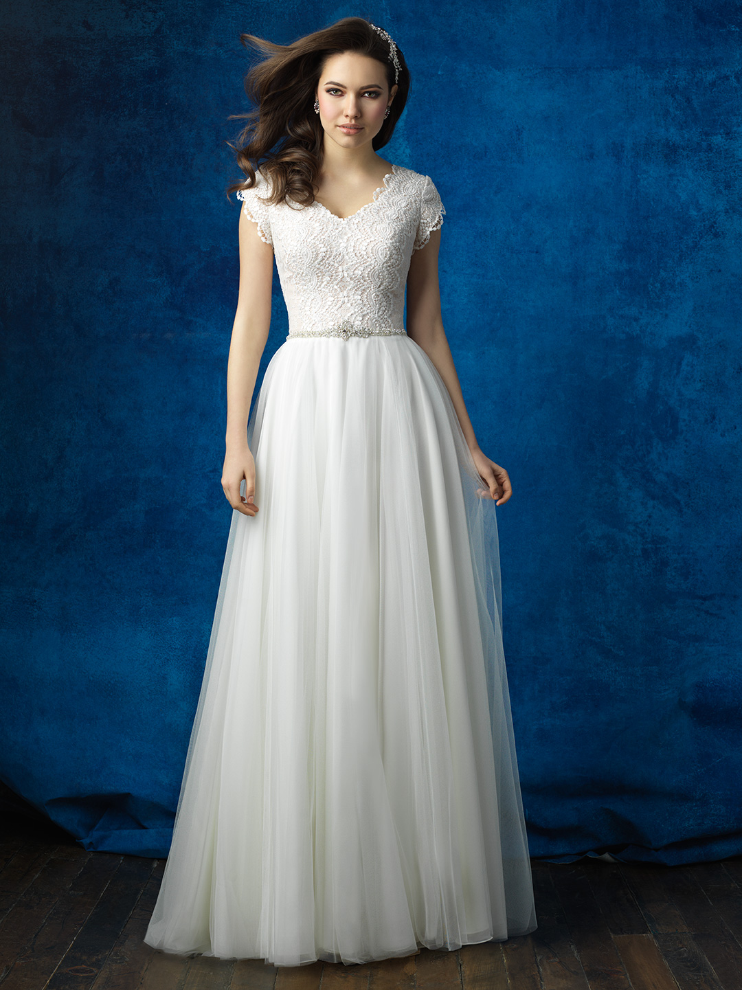 Style M564 Petals And Promises Bridal