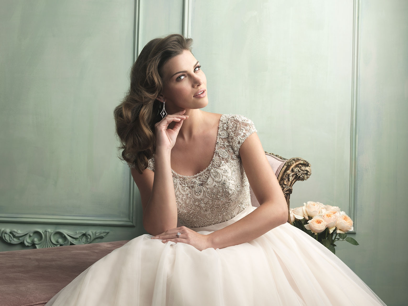 Style: 9100 - Petals and Promises Bridal